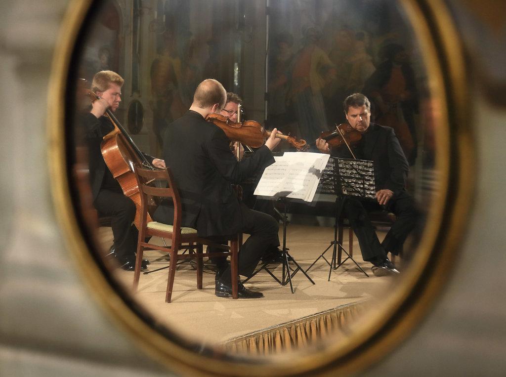 Mezinárodní hudební festival Český Krumlov - Maškarní sá