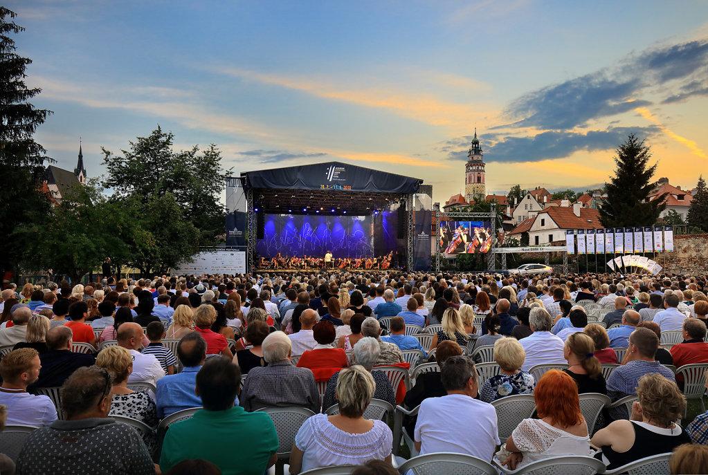 Mezinárodní hudební festival Český Krumlov - Pocta Leonardu