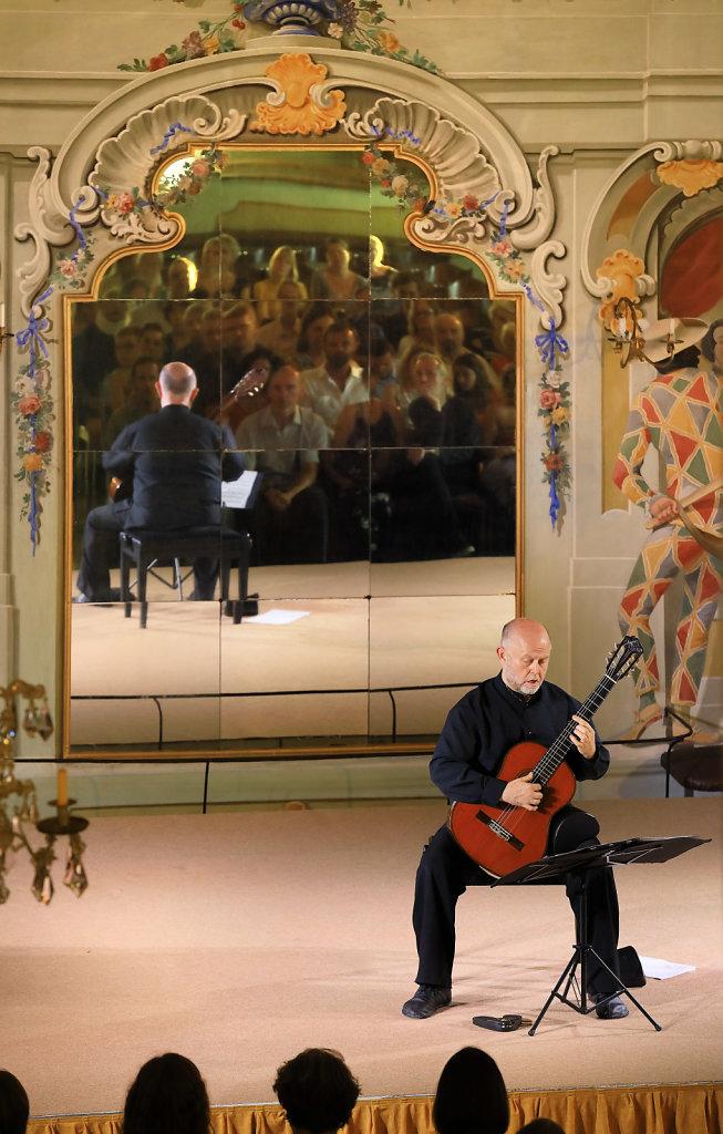 Mezinárodní hudební festival Český Krumlov - Pavel Steidl